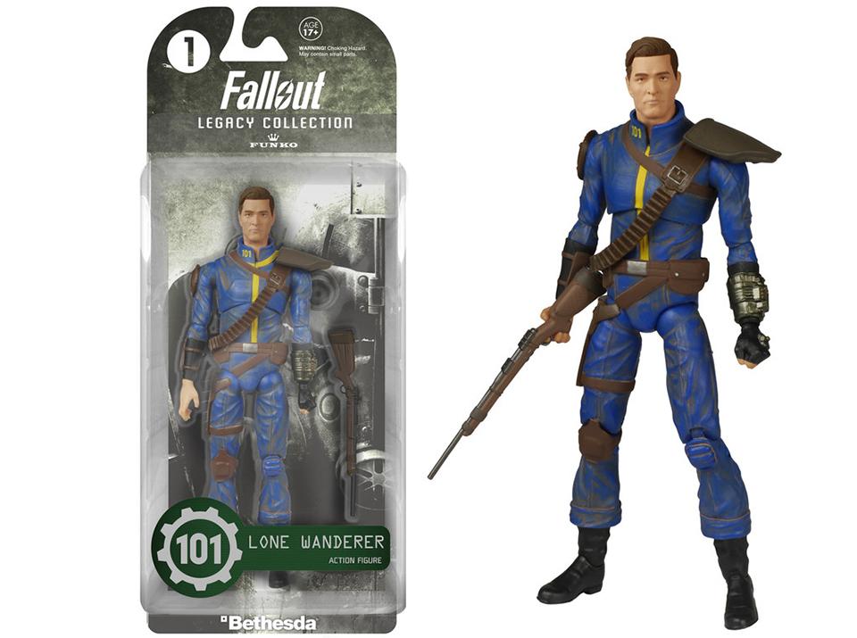 Funko Legacy Fallout & Skyrim Action Figures