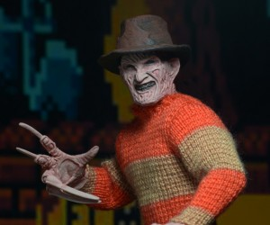 NECA Freddy Krueger Video Game Appearance Figure