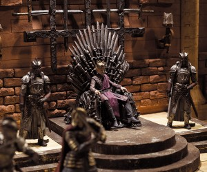 First Wave of Game of Thrones Construction Sets on Sale