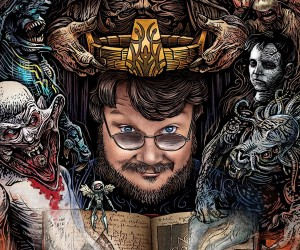 Guillermo del Toro: In Service of Monsters Art Exhibit
