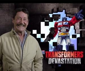 Peter Cullen Hypes up Transformers: Devastation