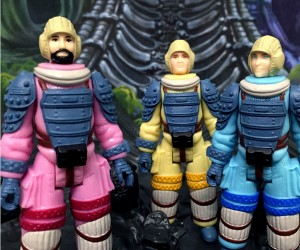 2015 NYCC ReAction Alien Special Action Figure Set