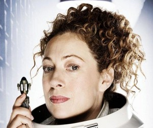 River Song Is Back for the Doctor Who Christmas Special