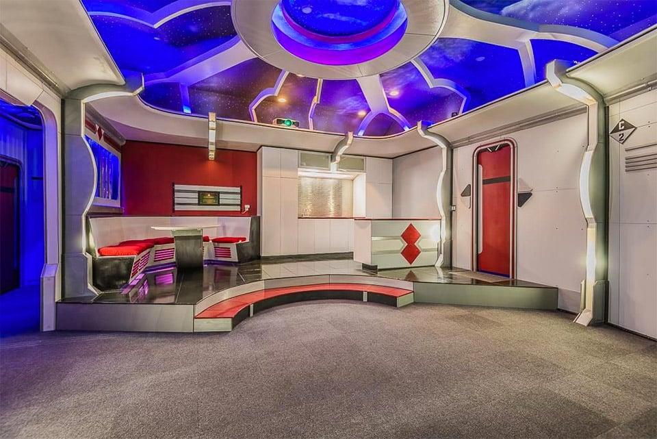 star trek house for sale mightymega