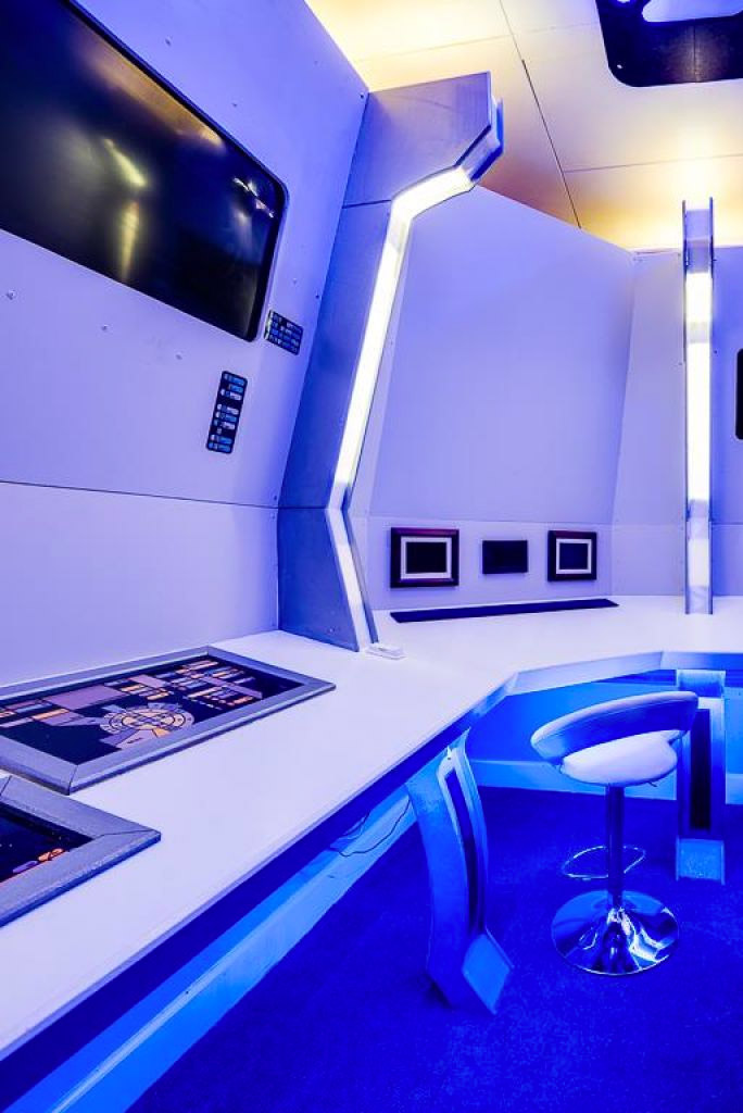 Star Trek House For Sale Mightymega