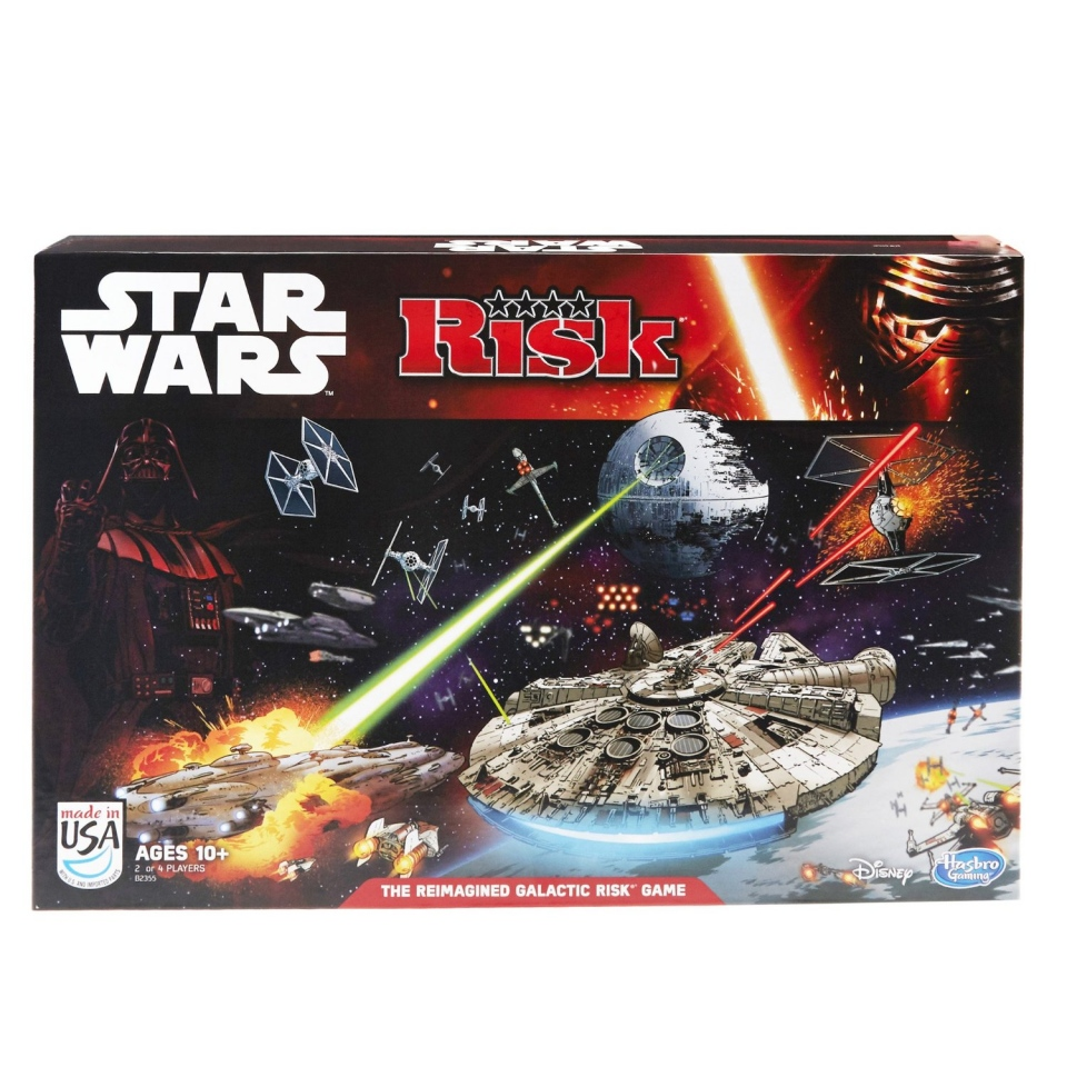 Star Wars Risk: The Dice Awakens