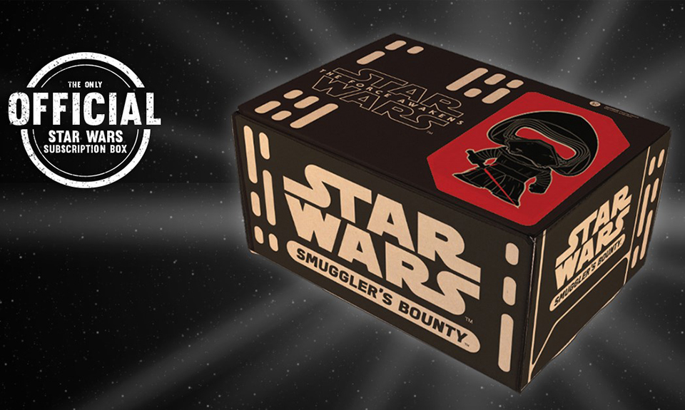 Funko Star Wars Smuggler's Bounty