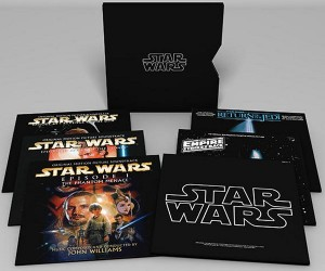 Star Wars Soundtracks Getting Deluxe Reissues
