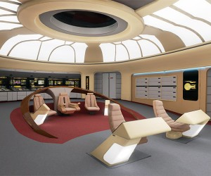 This Virtual Reality Demo Lets you Tour The Enterprise-D