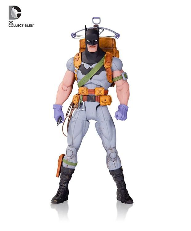 DC Greg Capullo Survival Suit Batman Action Figure