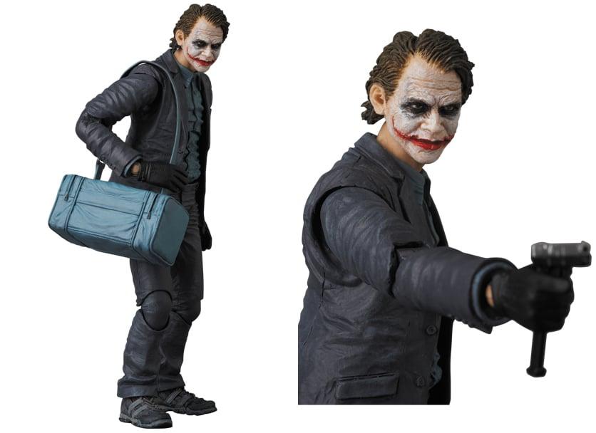 Medicom MAFEX TDK Joker Bank Robber