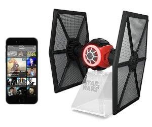 Star Wars Episode VII Tie Fighter Bluetooth Speaker