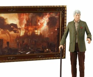 Doctor Who The Curator Action Figure Set