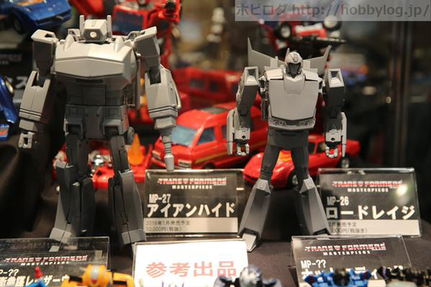 Takara Masterpiece Shockwave & Hot Rod 2.0