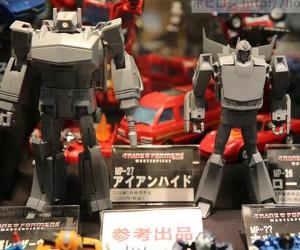 Takara Masterpiece Shockwave & Hot Rod 2.0