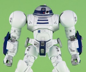 Custom R2-D2 Hi-Mock Gunpla