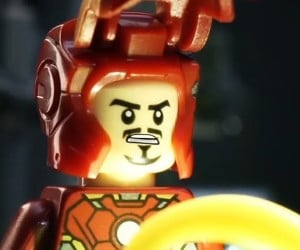 LEGO Avengers: Age of Ultron in Two Minutes