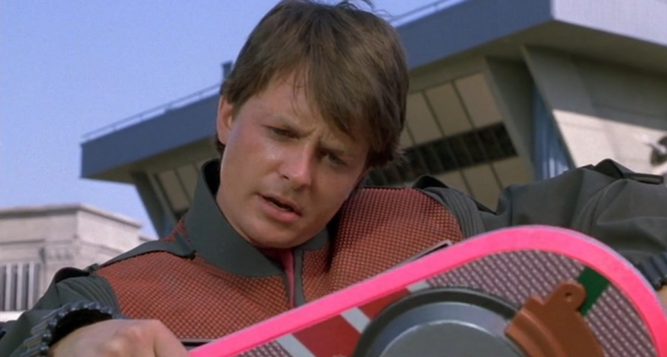 Back to the Future Trilogy Streams Exclusively on Amazon Prime