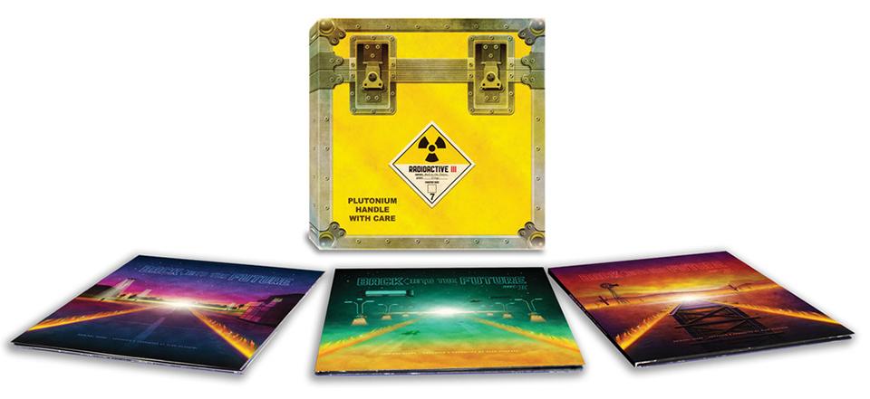 Mondo Back to the Future Trilogy Vinyl Box Set
