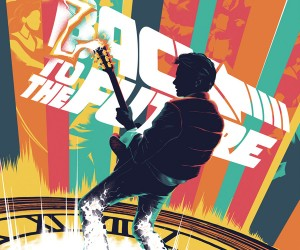 Mondo Back to the Future Trilogy Vinyl Box Set