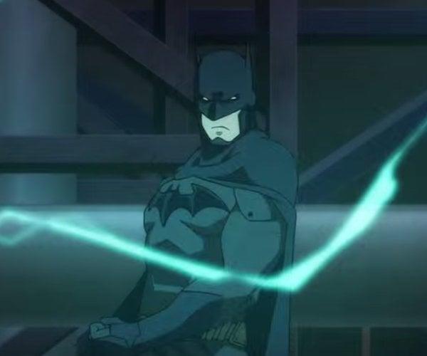 Luke Fox Batwing Wallpaper: Batman: Bad Blood Animated Film Trailer