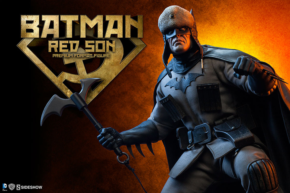Sideshow Batman Red Son Premium Format Figure