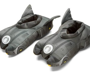 Batmobile 3D Slippers