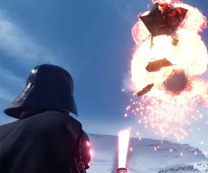 Darth Vader Is Awesome in Star Wars: Battlefront
