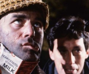 Ghostbusters Deleted Scene: Murray and Ackroyd as Hobos