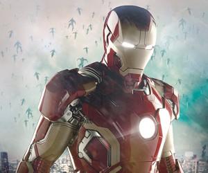Sideshow Legendary Scale Iron Man Mk. 43 Maquette