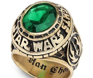 Jedi Order Class Ring