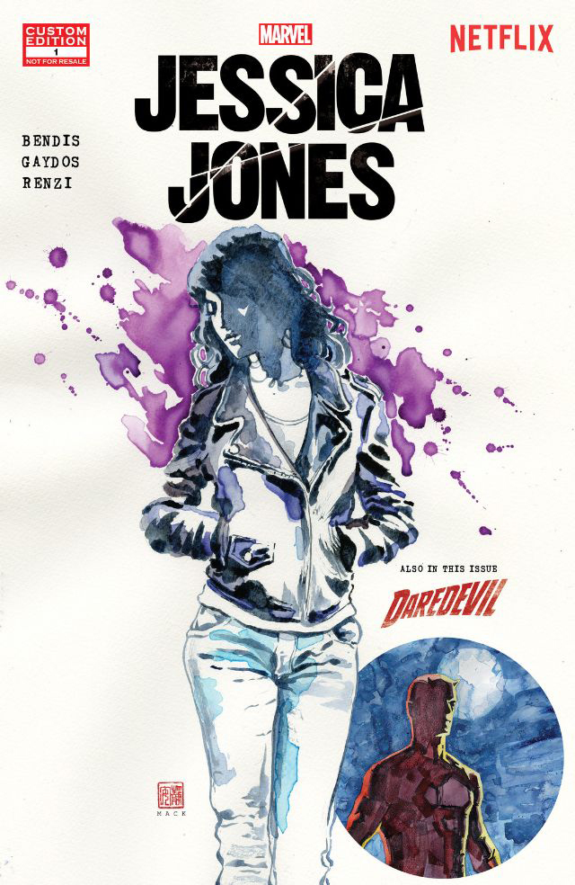 Free Marvel Jessica Jones Digital Comic Book