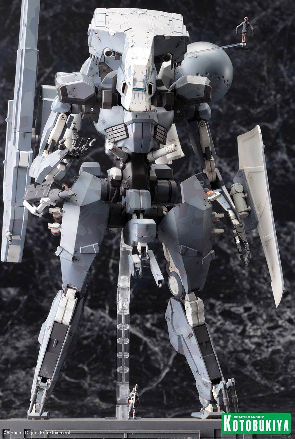 Kotobukiya Metal Gear Sahelanthropus Model Kit