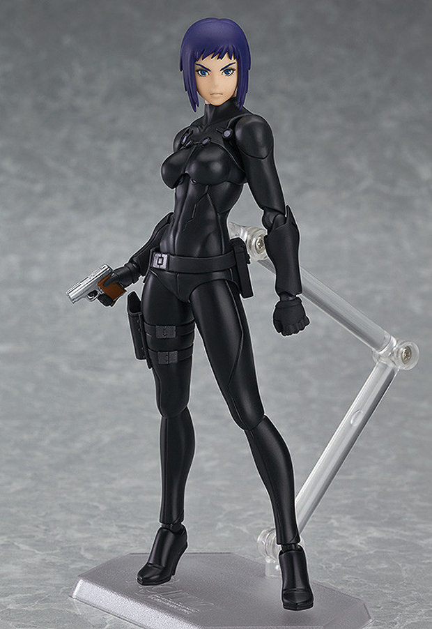 Figma Ghost in the Shell: The New Movie Motoko Kusanagi