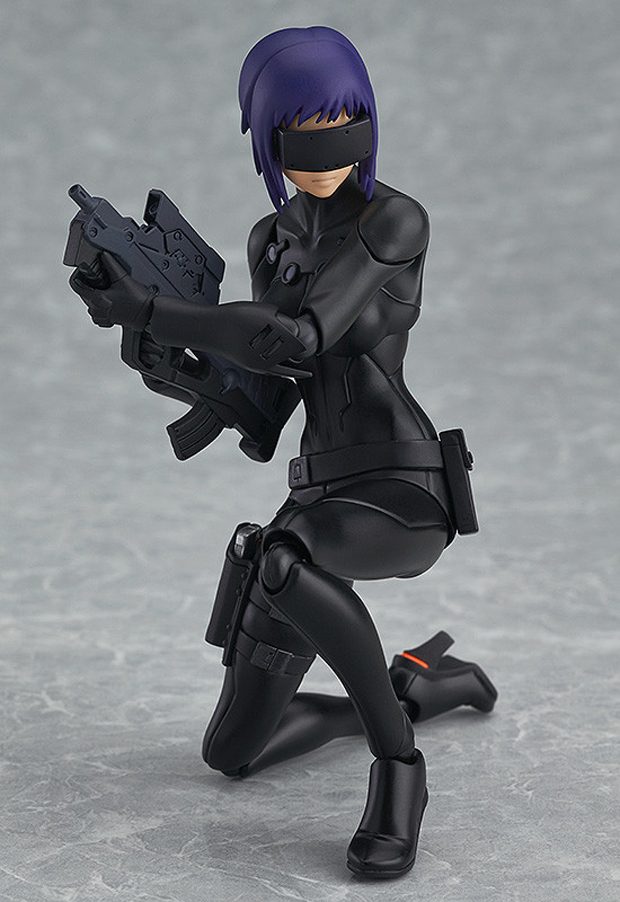 Ghost in the shell motoko lesbian