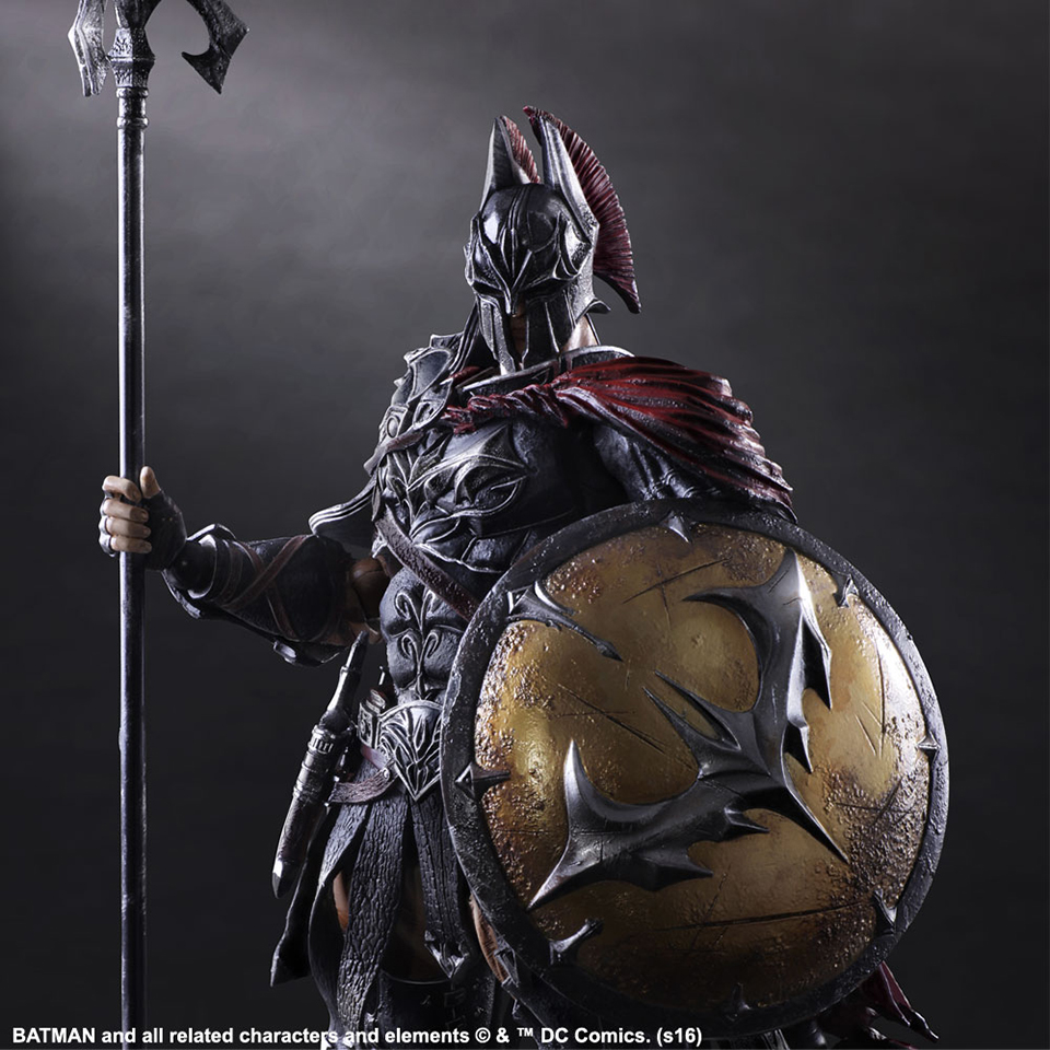 Play Arts Kai Batman: Timeless Sparta