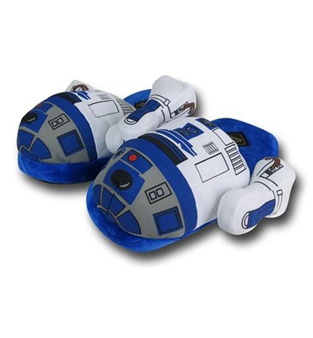 Star Wars R2-D2 Slippers