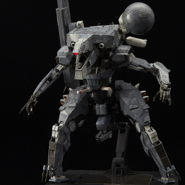 Sentinel Metal Gear Sahelanthropus Action Figure