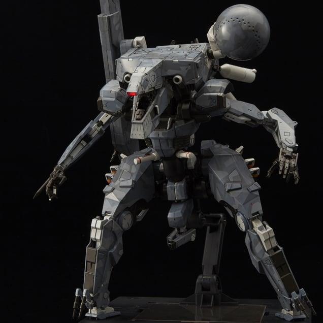 Metal Gear Sahelanthropus Figure