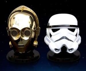 Star Wars C-3PO & Stormtrooper Bluetooth Speakers