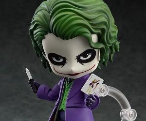 Nendoroid The Dark Knight the Joker Figure