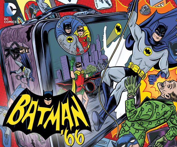 Batman '66 Finale Pays Ultimate Homage to the TV Series