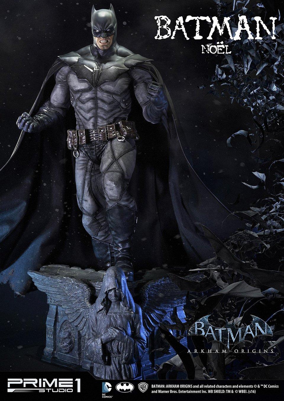 Prime 1 Batman Noël Statue