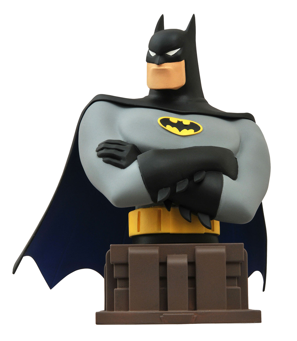 DST Batman: The Animated Series Busts