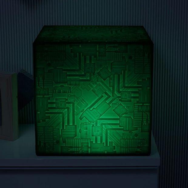 Star Trek Borg Cube Light Up Chair Mightymega