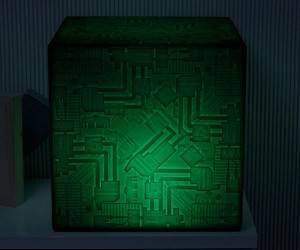 Star Trek Borg Cube Light-up Chair
