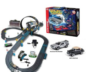 Back to the Future Slot Car Race Set