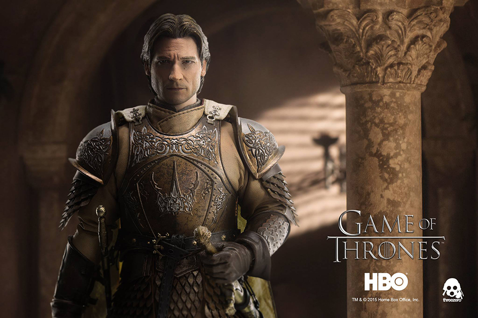 Threezero Game of Thrones Jamie Lannister Sixth Scale Figure