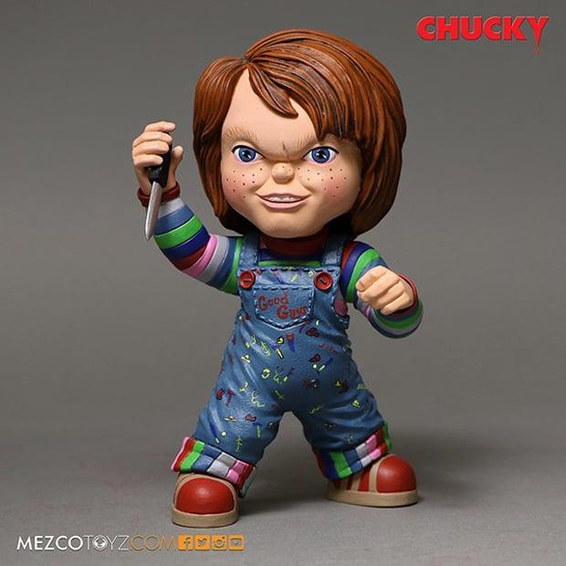 Mezco Good Guys Stylized Chucky Roto Figure