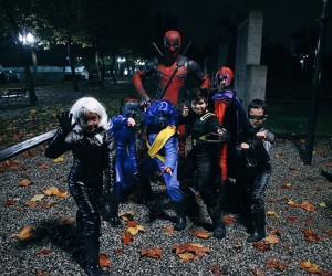 Ryan Reynolds Reveals How Deadpool Spent Halloween